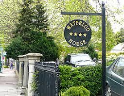 Dublin Le Waterloo House