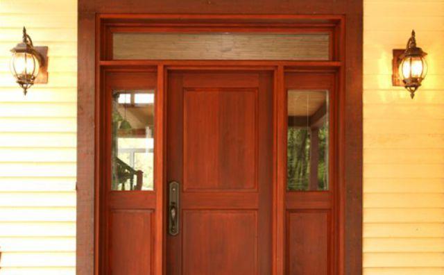 le bois acheter une porte les 5 meilleurs mat riaux