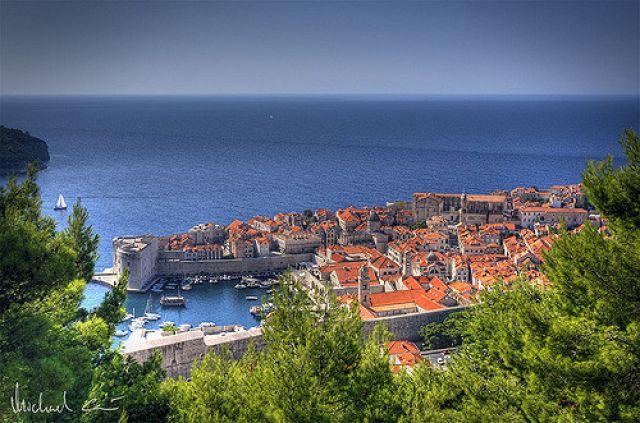 dubrovnik croatie vols internationaux 5 destinations pour les jeunes. Black Bedroom Furniture Sets. Home Design Ideas