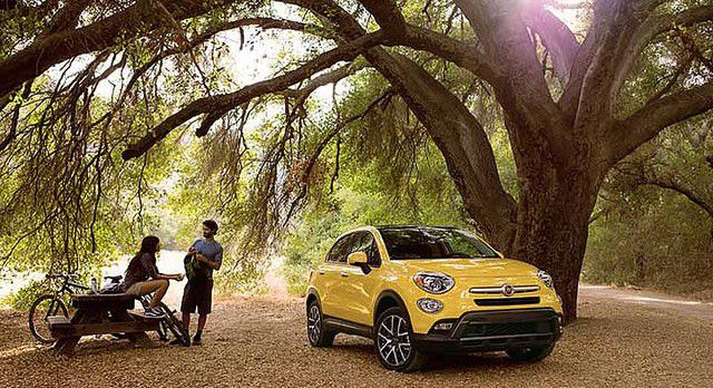 fiat 500x les 5 meilleurs suv de 2016. Black Bedroom Furniture Sets. Home Design Ideas