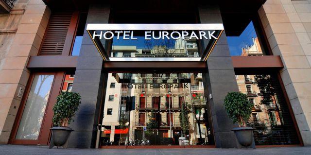 Catalonia sagrada familia 5 h tels au bon rapport qualit for Hotel bon prix
