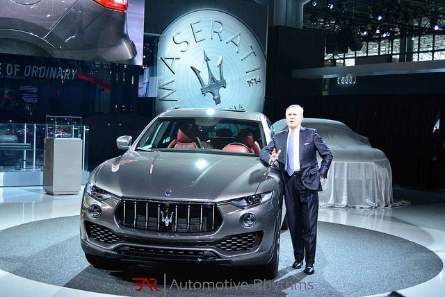 maserati levante 4x4 les 5 suv les plus beaux de 2016. Black Bedroom Furniture Sets. Home Design Ideas