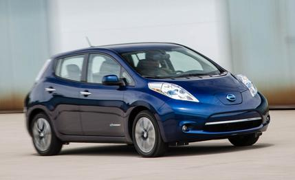 nissan leaf offre voiture lectrique les 5 meilleurs. Black Bedroom Furniture Sets. Home Design Ideas