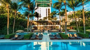 Miami THE SETAI Collins Avenue