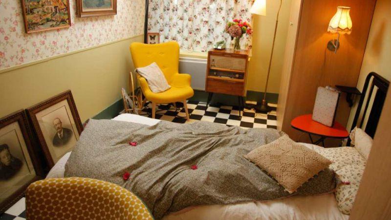 La chambre vintage rencontre un vrai succès: Les 5 éléments déco ...
