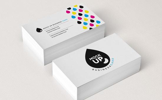 Cartes De Visite Logo Epure