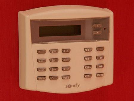 somfy alarme sans fil